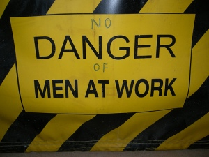 No danger of men at work - mafleen