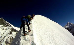 Mountain climbing Nepal - Mandala Travel