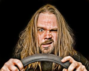 Crazy driver - Cayusa